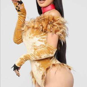 Halloween Lion costume